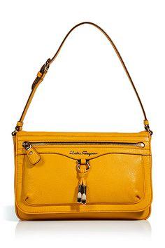 4d7daad89dcf SALVATORE FERRAGAMO - Flame Orange Bessy Bag. Find more 2012 must-haves on  www