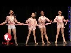 Dance Moms: Full Dance: Living with the Ribbon (S3, E23) | Lifetime - YouTube