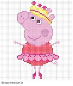 Cross Stitch For Kids, Cross Stitch Baby, Cross Stitch Charts, Cross Stitch Patterns, Hama Beads Design, Hama Beads Patterns, Beading Patterns, Baby Knitting Patterns, Cross Stitching