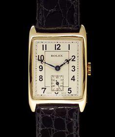 Vintage Rolex. 1926.