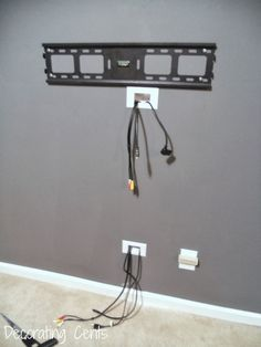 How To Hide Unwanted Cables