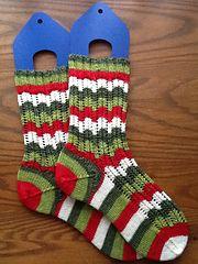 Ravelry: Groovy Socks pattern by Caroline Hegwer