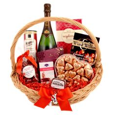 Valentine's Night-In Basket for Two from Southern Season.