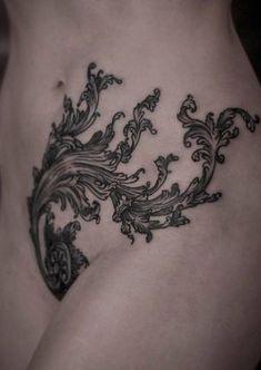 Tatuajes en la pelvis, descubre nuestra selección de mejores tatuajes