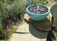 garden water feature ideas - Google Search