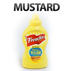Oh mustard, how do I love thee? Let me count the ways...there's yellow, spicy, honey, dijon, horseradish, whole grain...muscle relaxant?! Yes, just when you thought your favorite condiment couldn't get any better, I present to you 9 unusual uses for mustard that go beyond sandwich-making. But first, a little mustard history! Way back when, the Romans were first introduced to mustard seeds by the Egyptians. They mixed unfermented grape juice with ground mustard, and called this...