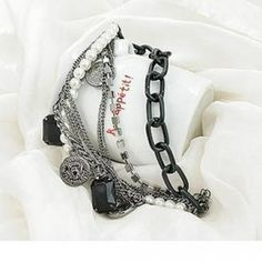 Discount China wholesale Rhinestone Chain Tassel Mix Essential Coin Pearl Multilayer Bracelet [10379] - US$1.99 : chicoffer.com