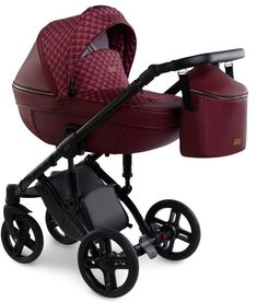 Stroller Pram Orion is Complete Travel System from Eco leather. Basket for shopping with a zip Rain cover, mosquito net Bag Bottle holder Cheap Prams, Baby Transport, Baby Trolley, Double Strollers, Twin Strollers, Prams And Pushchairs, Car Seat Accessories, Baby Prams, Net Bag