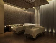 Book the Hotel Conrad Beijing book now at HOTEL INFO and save! 5 HOTEL INFO stars ✔ discount with business rate ✔ Cancellation is free of charge ✔ Recommended by of all hotel guests. Beijing Hotels, Spa Treatment Room, Spa Rooms, Spa Design, Inside Design, Luxury Spa, Top Hotels, Hotel Spa, Good Night Sleep