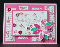 Heart Eyelets by Rox71 - Cards and Paper Crafts at Splitcoaststampers
