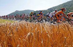 Stage nine Saint-Girons to Bagneres-de-Bigorre