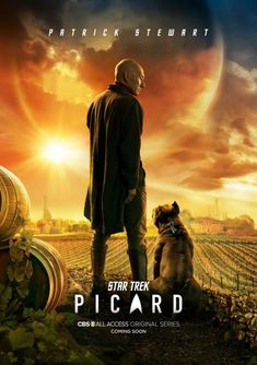 CBS All Access has released a new Star Trek: Picard poster; the upcoming TV series stars Patrick Stewart, Alison Pill, Michelle Hurd, and Evan Evagora. Watch Star Trek, Star Trek Tv, New Star Trek, Star Trek Series, Star Wars, Star Trek Voyager, Star Trek Enterprise, Firefly Series, Michelle Hurd