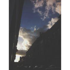 Clouds vs sunshine