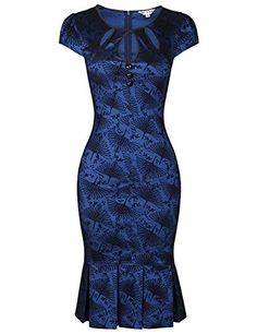 8a418591859 online shopping for MUXXN Women s Gorgeous Vintage Scoop Neck Sheath  Bodycon Formal Mermaid Dress from top store. See new offer for MUXXN Women s  Gorgeous ...