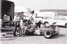 1970 Zandvoort | Bellasi Ford Coswoth - Silvio Moser