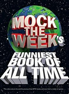 Mock the week book. For Alex from Jackson