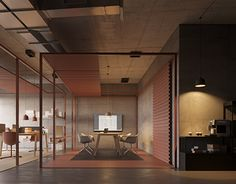 Corporate Interior Design, Modern Office Design, Corporate Interiors, Office Interior Design, Office Interiors, Office Designs, Cool Office Space, Office Spaces, Luxury Office