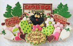 Camp cookie by Mariahope