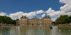 Luxemborg Gardens, Paris.