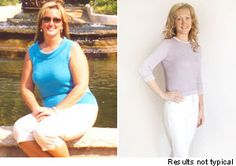 Nutrisystem Before & After Success!