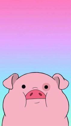 """Képtalálat a következőre: """"gravity falls pato"""" Wallpaper Animes, Pig Wallpaper, Funny Phone Wallpaper, Iphone Wallpaper Fall, Disney Phone Wallpaper, Cute Wallpaper Backgrounds, Animal Wallpaper, Mobile Wallpaper, Gravity Falls Waddles"""