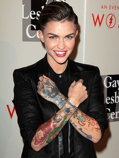 Ruby Rose: 5 Things to Know About Orange Is the New Black's Newest Addition