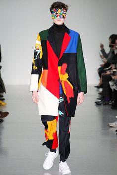 The Latest Agi & Sam Menswear Collection Sets a Conceptual Tone #menswear trendhunter.com