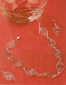 Cool >> DIY Wire Jewelry Tutorials?