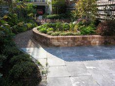 kleine tuin ronde vormen - Google zoeken