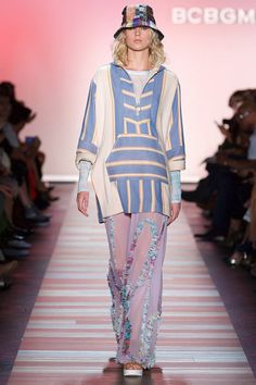 BCBG - NYFW Spring 2016 Ready To Wear