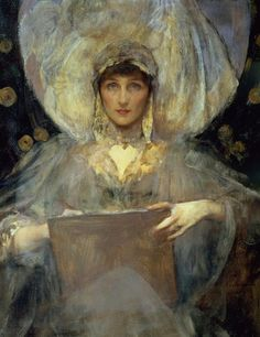 James Jebusa Shannon (1862-1923), Lady Violet, The Duchess of Rutland