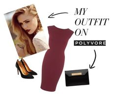 """H&M"" by ramiza-rotic ❤ liked on Polyvore featuring moda, Miss Selfridge y Balenciaga"