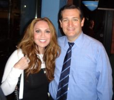 Ted-Cruz pictured here with Pamela Geller. Daily Caller reports Ted was booed at conference for Middle Eastern Christians Wed. night after saying that 'Christians have no greater ally than Israel' But as R.Spencer points out story doesn't note Best thing! CRUZ SAID 'IF YOU WILL NOT STAND WITH ISRAEL I WILL NOT STAND WITH YOU' Then he left stage. he was NOT booed off! Righteous move! 9.11.14
