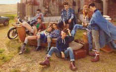 2015.07, Vogue, BIGBANG, Daesung, Jung Ho Yeon, Lee Ho Jung, Taeyang, Seungri, T.O.P, Han Kyung Hyun, G-Dragon