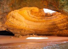 Sea Cave at Benagil Beach
