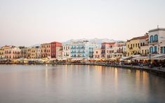 No. 10: Crete, Greece, Score: 84.87