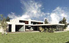 Maison Serendipity - Plan de maison Contemporaine par Archionline