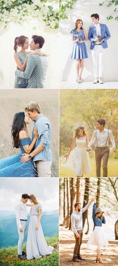 What To Wear In Your Engagement Photos 26 Brilliant Matching Couple Outfit Ideas!