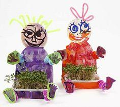 11220 Vrolijke, lente-verse waterkers kinderen