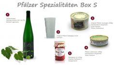 Pfälzer Spezialitäten Box S - Pfalz Korb