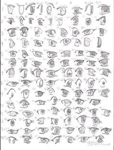 Resultado de imagem para female manga face shape