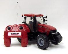 1/16th Big Farm Case IH Maxxum 140 Remote Radio Control Toy Toys