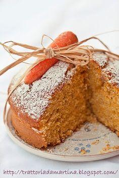 Torta alle carote - Trattoria da Martina - cucina tradizionale, regionale ed etnica