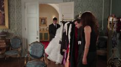 The Perks of being a Princess: Unlimited access to designer dresses! The Royals- Unmask Her Beauty to the Moon