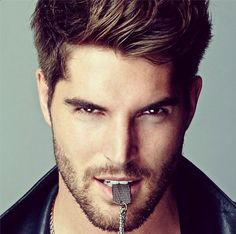 Man Crush of the Day: Model Nick Bateman Nick Bateman, Top Model Homme, David Gandy, Gorgeous Men, Beautiful People, Pretty People, Youtubers, Man Candy Monday, Actrices Hollywood