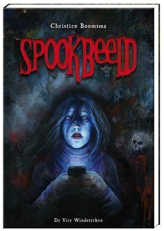 Mijn laatste boek. Twaalf spookverhalen waarvan de rillingen over je rug lopen. Promise!