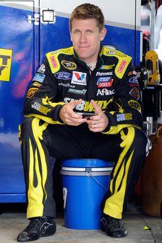 Carl Edwards Photo - Dover International Speedway - Day 1