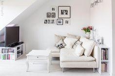 Vicky's Home: Un ático diáfano de estilo nórdico / Bright attic with a Nordic interior design