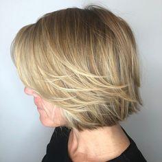50 Wonderful Short Haircuts for Women Over 60 - Hair Adviser Short Hair Over 60, Short Thin Hair, Short Hairstyles For Thick Hair, Short Grey Hair, Mom Hairstyles, Short Hair With Layers, Short Hair Styles, Short Haircuts, Hairstyles For Over 60