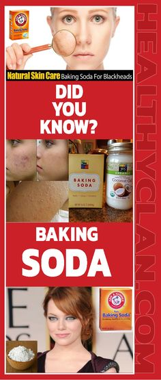 beauty and skin care Natural Skin Care, Natural Health, Baking Soda Benefits, Facial Care, Facial Tips, Homemade Beauty Products, Beauty Recipe, Skin Problems, Beauty Care